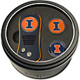 Team Golf Illinois Fighting Illini Switchfix Divot Tool and Ball Markers Set