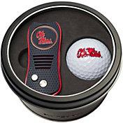 Team Golf Ole Miss Rebels Switchfix Divot Tool and Golf Ball Set