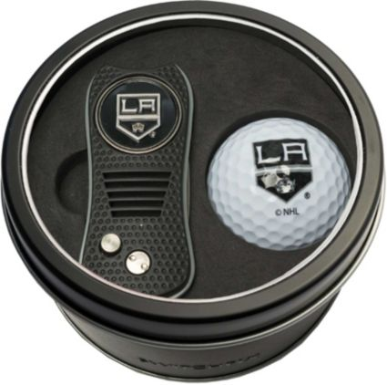 Team Golf Los Angeles Kings Switchfix Divot Tool and Golf Ball Set
