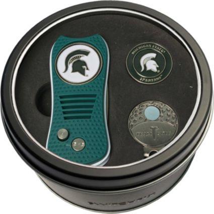 Team Golf Michigan State Spartans Switchfix Divot Tool and Cap Clip Set