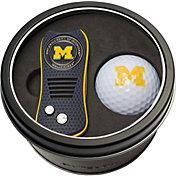 Team Golf Michigan Wolverines Switchfix Divot Tool and Golf Ball Set