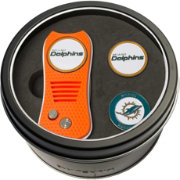 Team Golf Miami Dolphins Switchfix Divot Tool and Ball Markers Set