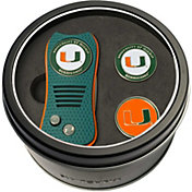 Team Golf Miami Hurricanes Switchfix Divot Tool and Ball Markers Set