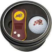 Team Golf Minnesota Golden Gophers Switchfix Divot Tool and Golf Ball Set