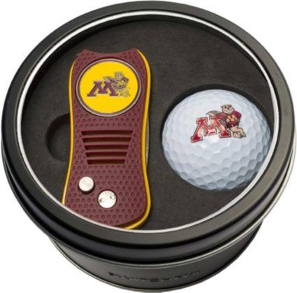 Team Golf Minnesota Golden Gophers Switchfix Divot Tool and Golf Ball Set