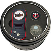 Team Golf Minnesota Twins Switchfix Divot Tool and Cap Clip Set