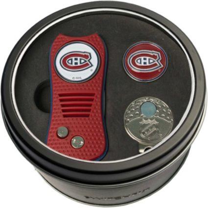 Team Golf Montreal Canadiens Switchfix Divot Tool and Cap Clip Set