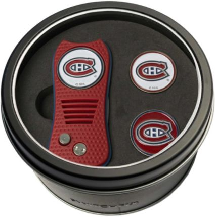 Team Golf Montreal Canadiens Switchfix Divot Tool and Ball Markers Set