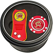 Team Golf Maryland Terrapins Switchfix Divot Tool and Poker Chip Ball Marker Set