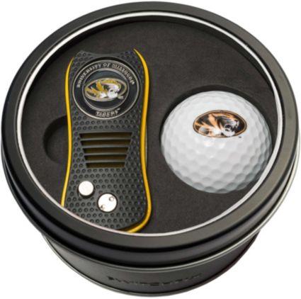 Team Golf Missouri Tigers Switchfix Divot Tool and Golf Ball Set