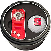 Team Golf NC State Wolfpack Switchfix Divot Tool and Golf Ball Set
