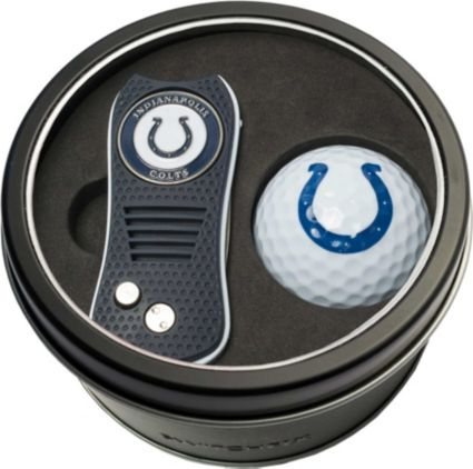 Team Golf Indianapolis Colts Switchfix Divot Tool and Golf Ball Set