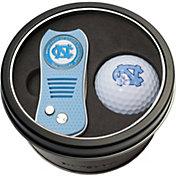 Team Golf North Carolina Tar Heels Switchfix Divot Tool and Golf Ball Set