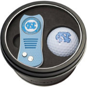 Team Golf North Carolina Tar Heels Switchfix Divot Tool and Golf Ball Set