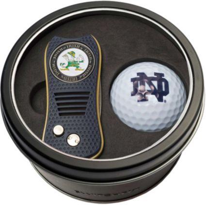 Team Golf Notre Dame Fighting Irish Switchfix Divot Tool and Golf Ball Set