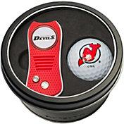 Team Golf New Jersey Devils Switchfix Divot Tool and Golf Ball Set