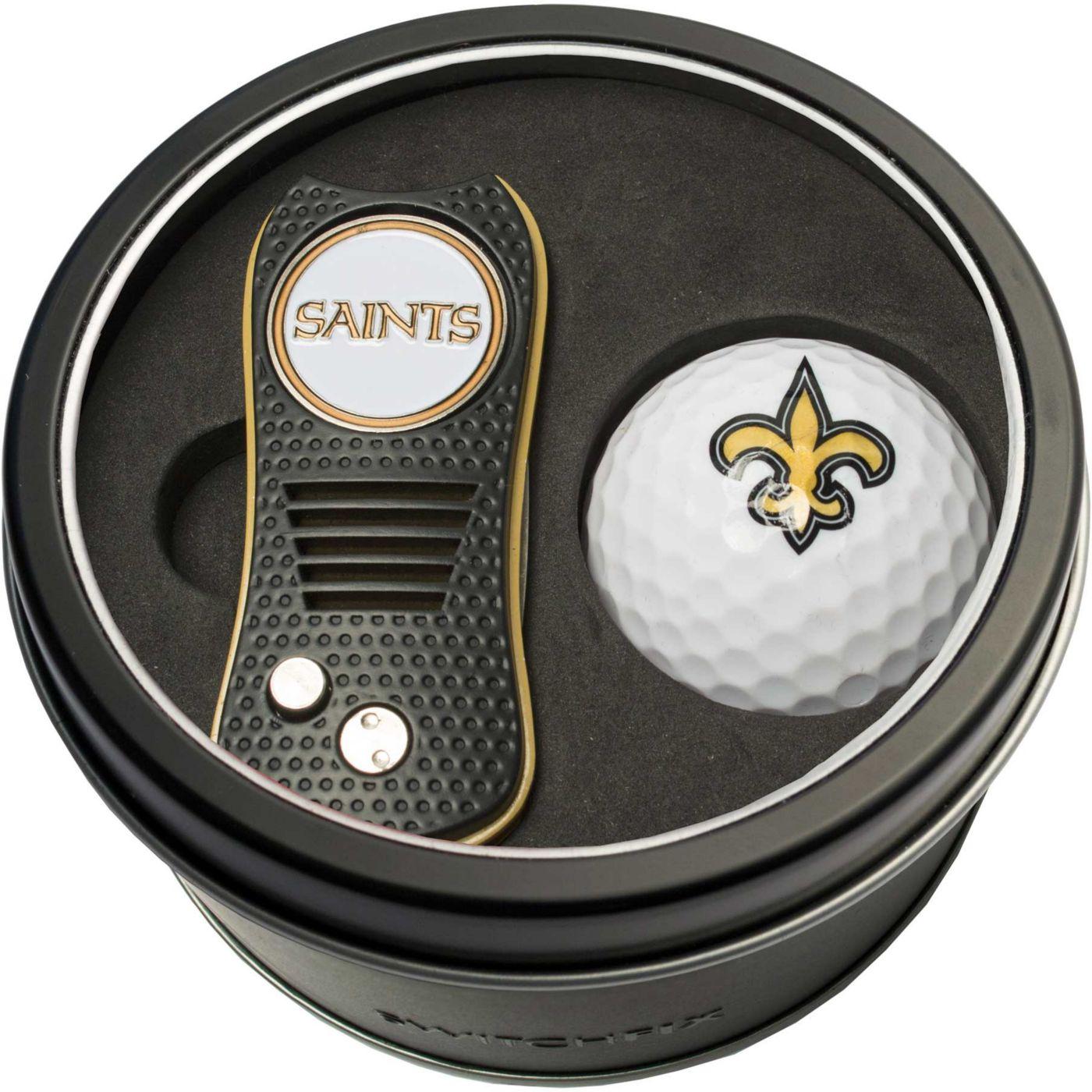 Team Golf New Orleans SaintsSwitchfix Divot Tool and Golf Ball Set