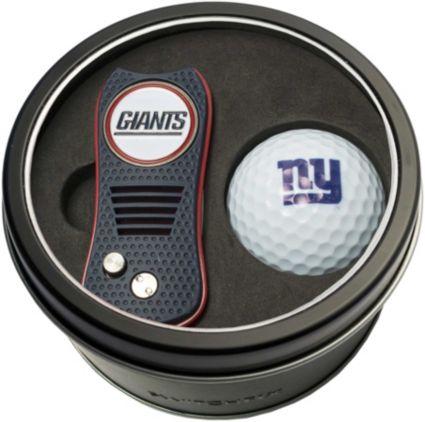 Team Golf New York Giants Switchfix Divot Tool and Golf Ball Set