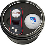 Team Golf New York Rangers Switchfix Divot Tool and Golf Ball Set