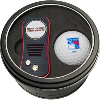 Team Golf New York Rangers Switchfix Divot Tool and Golf Ball Set