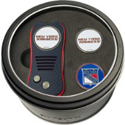 Team Golf New York Rangers Switchfix Divot Tool and Ball Markers Set