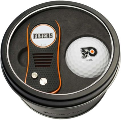 Team Golf Philadelphia Flyers Switchfix Divot Tool and Golf Ball Set