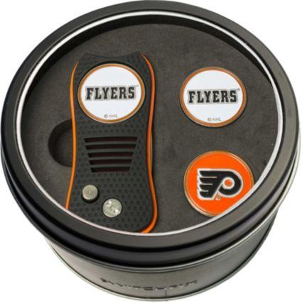 Team Golf Philadelphia Flyers Switchfix Divot Tool and Ball Markers Set