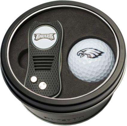 Team Golf Philadelphia Eagles Switchfix Divot Tool and Golf Ball Set