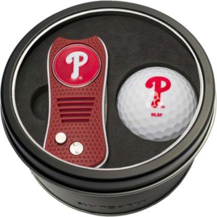 Team Golf Philadelphia Phillies Switchfix Divot Tool and Golf Ball Set