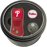 Team Golf Philadelphia Phillies Switchfix Divot Tool and Cap Clip Set
