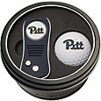 Team Golf Pitt Panthers Switchfix Divot Tool and Golf Ball Set