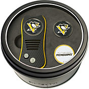 Team Golf Pittsburgh Penguins Switchfix Divot Tool and Ball Markers Set
