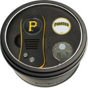 Team Golf Pittsburgh Pirates Switchfix Divot Tool and Cap Clip Set