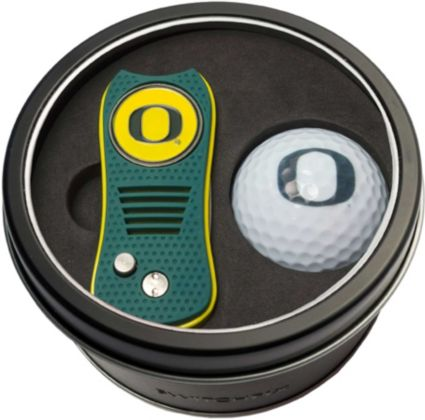 Team Golf Oregon Ducks Switchfix Divot Tool and Golf Ball Set
