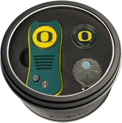 Team Golf Oregon Ducks Switchfix Divot Tool and Cap Clip Set