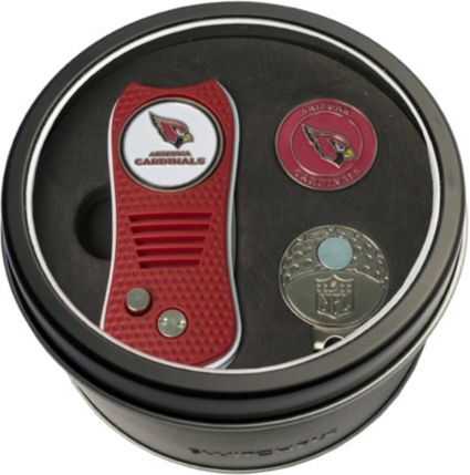 Team Golf Arizona Cardinals Switchfix Divot Tool and Cap Clip Set