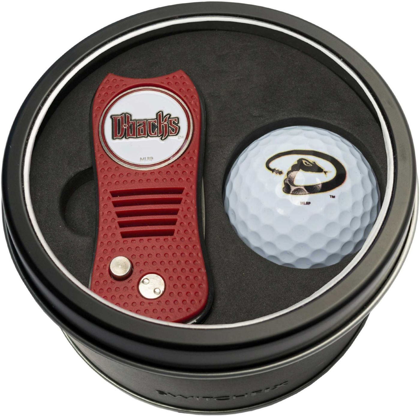 Team Golf Arizona Diamondbacks Switchfix Divot Tool and Golf Ball Set