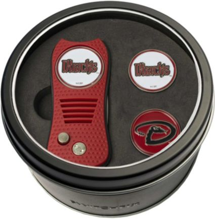 Team Golf Arizona Diamondbacks Switchfix Divot Tool and Ball Markers Set