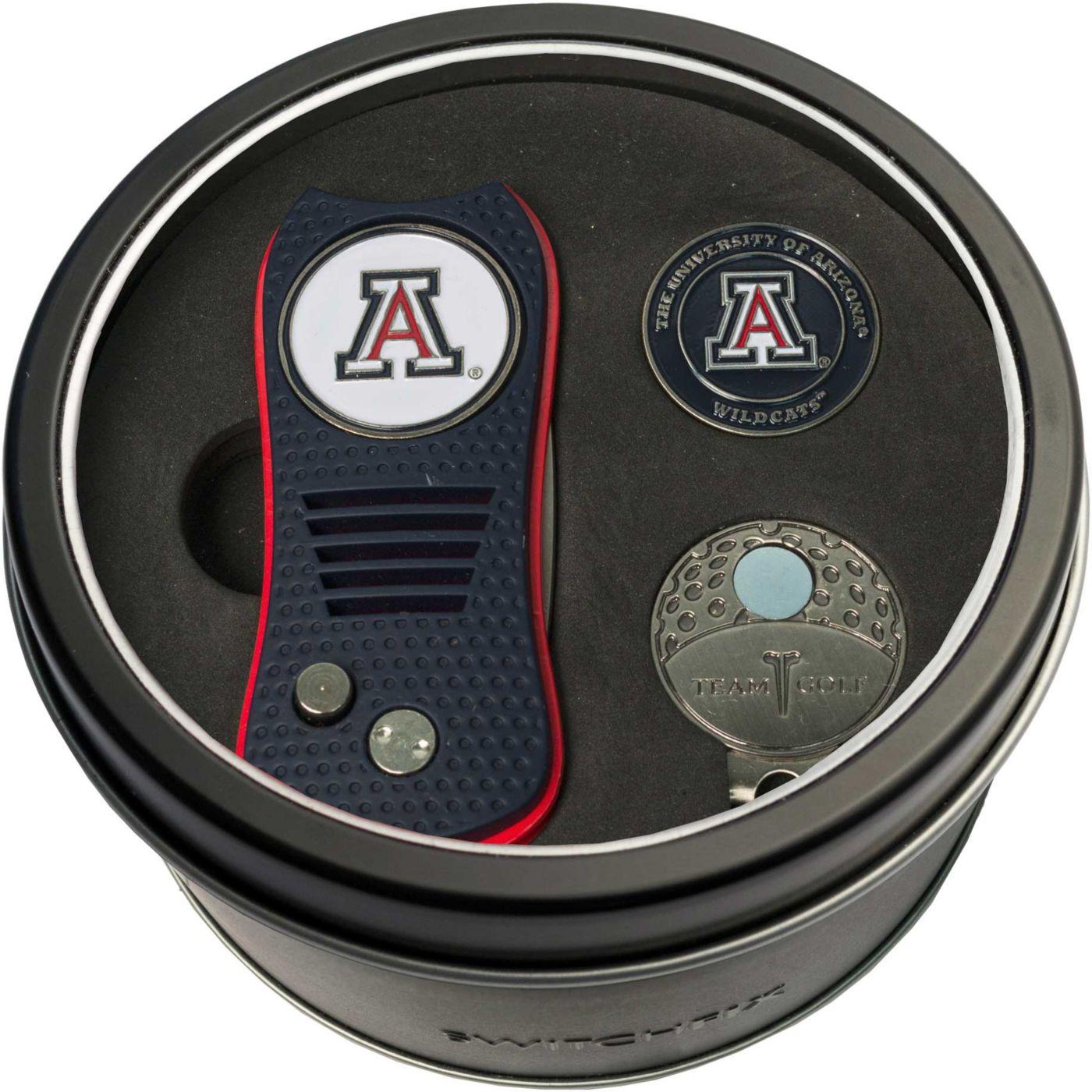 Team Golf Arizona Wildcats Switchfix Divot Tool and Cap Clip Set