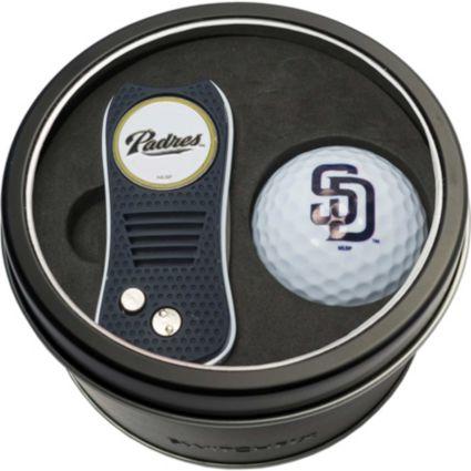 Team Golf San Diego Padres Switchfix Divot Tool and Golf Ball Set