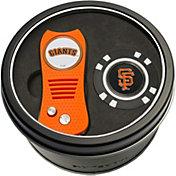 Team Golf San Francisco Giants Switchfix Divot Tool and Poker Chip Ball Marker Set