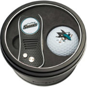 Team Golf San Jose Sharks Switchfix Divot Tool and Golf Ball Set