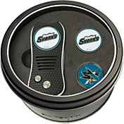 Team Golf San Jose Sharks Switchfix Divot Tool and Ball Markers Set