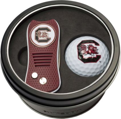Team Golf South Carolina Gamecocks Switchfix Divot Tool and Golf Ball Set