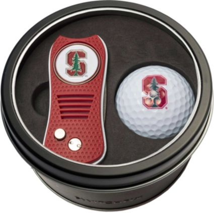 Team Golf Stanford Cardinal Switchfix Divot Tool and Golf Ball Set