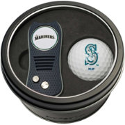 Team Golf Seattle Mariners Switchfix Divot Tool and Golf Ball Set