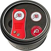 Team Golf Utah Utes Switchfix Divot Tool and Ball Markers Set
