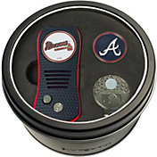 Team Golf Atlanta Braves Switchfix Divot Tool and Cap Clip Set