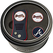 Team Golf Atlanta Braves Switchfix Divot Tool and Ball Markers Set