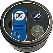 Team Golf Tampa Bay Lightning Switchfix Divot Tool and Cap Clip Set